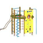 module de jeu à grimper S206-R-03